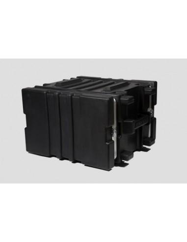 Stealth 6U case čierny