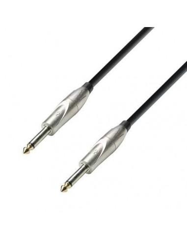 Kabel 2x Jack 6,3 2 9m