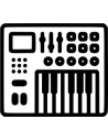 MIDI ovládače